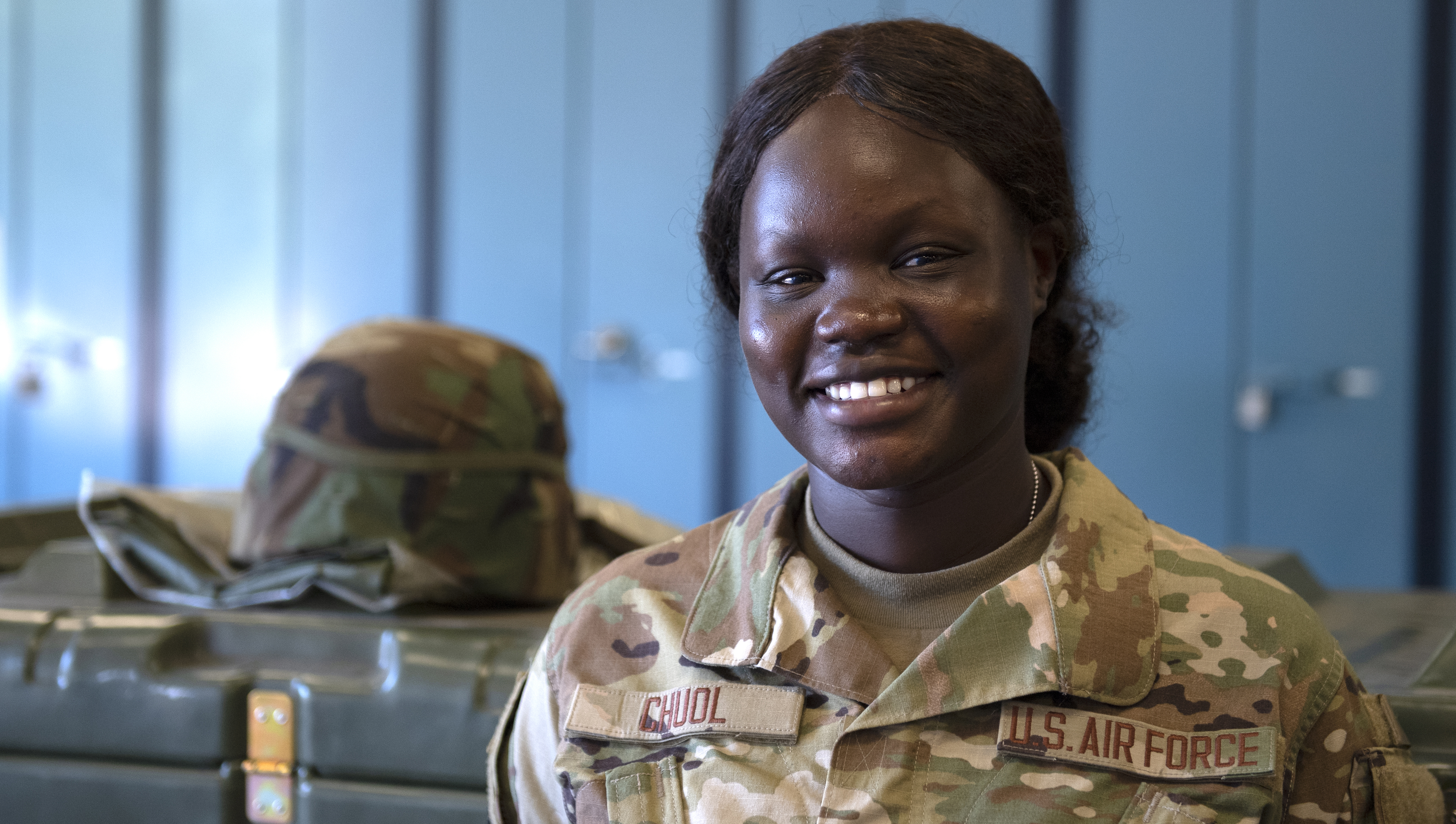 From refugee to Airman: a journey like no other